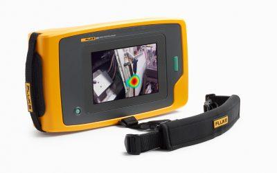 Actualice su cámara para detección de fugas Fluke ii900