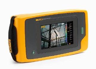 Nueva cámara acústica de precisión Fluke ii910