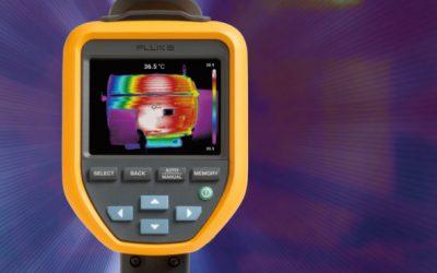 Inicia tu mantenimiento preventivo. Presentamos las nuevas cámaras termográficas Fluke TiS55+ y Fluke TiS75+
